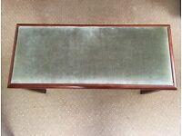 Double piano stool