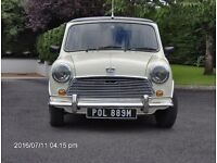 FOR SALE 1974 AUSTIN MINI