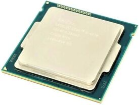 Intel Core i5-4570 3.2 GHz Quad Core 4th Gen CPU Processor for Desktop PC iMac