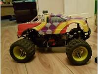 Rc nitro Monster Truck/ Buggy
