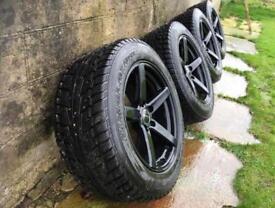 X5/X6 winter wheel & Tyre set - as new