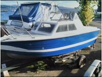 BOAT - Hydrover HS Cruiser(reduced for quick sale)