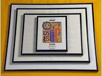 Photographers & artists quick change exhibition frames ( 240) Sale price £750