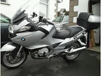 2007 bmw r1200rt
