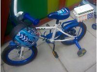 police bike 14 inch
