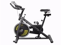 Spinning Bike : Aerobic Resistance training Home Workout Cycling Machine BRAND NEW UKFitness