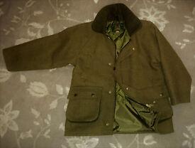 "Boy's Tweed Field Jacket - 28"" chest"