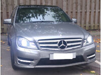 2012 Mercedes C220 Cdi Sport Fully loaded, Not C250