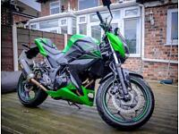 Kawasaki Z300 Performance Edition