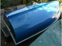 Rowing Boat Dinghy Tender for Fishing or for messing about on the water