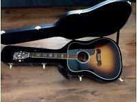 Gibson mystic Orpheum acoustic
