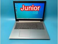 Lenovo Super Quick 8GB Ram 128GB SSD Slimline HD Laptop, Win 10, Ms office, Lightweight