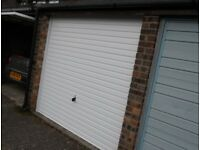 A Garage to rent. 24/7 access. HELLESDON. (7ft wide x 6ft 6ins high door size) In block of garages