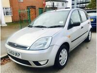 ★💰PART EX TO CLEAR💰★ 2003 FORD FIESTA GHIA 1.6 PETROL 5 DOOR★ 98K MILES ★KWIKI AUTOS★