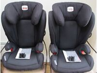 Britax Romer Kidfix Car Seat for children 15-36kgs (approx 5 - 11 years old) in excellent condition