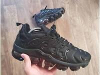 Nike Vapormax Plus triple black *reps*