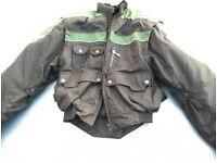 Motorbike jacket Frank Thomas size S