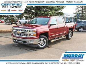 2015 Chevrolet Silverado 1500 LTZ *4WD *Leather *Sirius XM