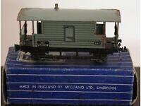 Hornby-Dublo 32045 Goods Brake Van D1 B.R. (L.M.R.) 20T M730026
