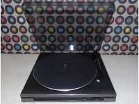 SONY PS LX-47P 40 Semi-Automatic Belt-Drive Turntable.