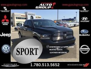 2014 Ram 1500 Sport | Power for Towing | Great Safety Features
