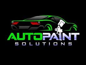 Body work Dent removal spray paint Alloy wheels refurbishment £40 Glasgow