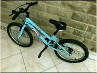 Girls Trax 20 inch bmx bike, bicycle