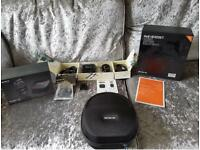 Astro A40 headset with 5.8 mix amp + extras