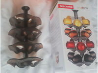 Nespresso or compatible coffee CAPSULES HOLDER x20, to display next to coffee machine