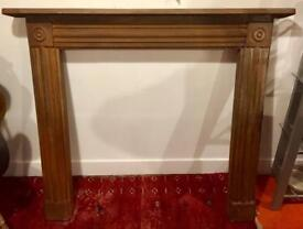 Period Cast Iron Regency Fire Surround