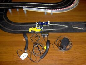 Scalextric Formula One Set, with box and instructions, ecellent condition.