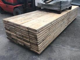 ☀️ New > 3.9M Wooden Scaffold Boards/ Planks