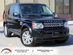 2010 Land Rover LR4 LUX | Navigation | 7 Passenger | Backup Came