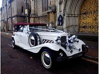 Classic Wedding Car Hire in London