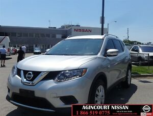 2016 Nissan Rogue S FWD|No Accidents|Finance from 0.9%|