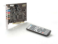 Creative Sound Blaster Audigy 4 SB0610 with remote boxed