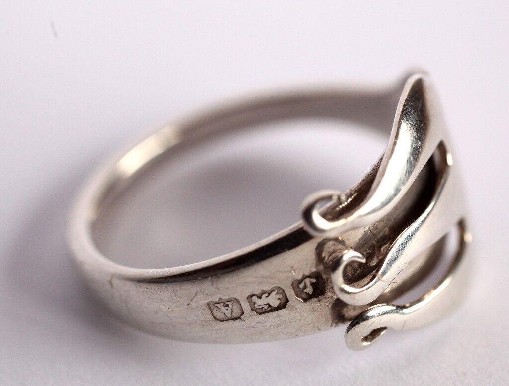 Unique Silver Ring