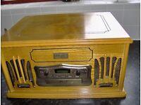 Record / CD Player