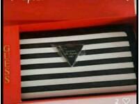 Brand new genuine guess purse in box