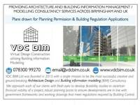 PLANS DRAWN FOR PLANNING PERMISSION AND BUILDING REGULATIONS APPLICATIONS