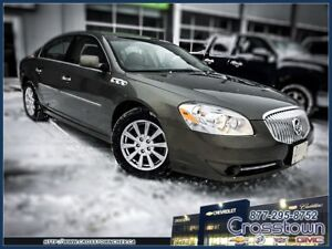2011 Buick Lucerne XTRA CLEAN! /Remote Start / Rear Cam/ OnNAV