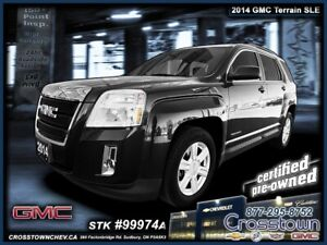 2014 Gmc Terrain SLE! All Wheel Drive/Pioneer Sound/Rear Camera