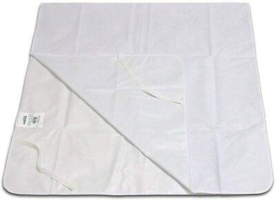 f.a.n Frankenstolz Molton Matratzenauflage Matratzenschoner wasserdicht 90x190