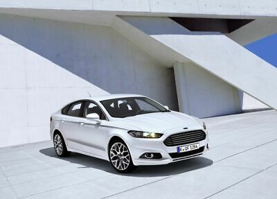 Ford Fusion: Premiere in Detroit