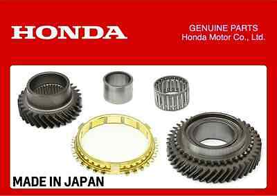 GENUINE HONDA K-Series 6th Long Gear Kit 0.659 Civic Type R EP3 FN2 DC2 DC5 K20A