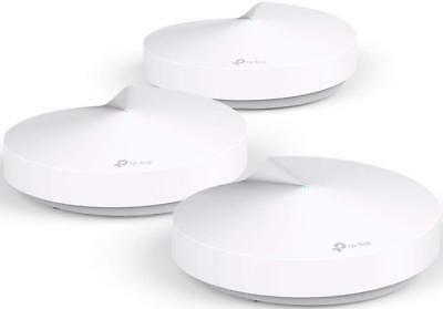 TP-Link Deco M5 3-Pack Mesh WiFi Router Up to 5,500 sq. ft. Coverage New