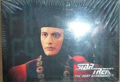 TC Star Trek TNG Season 1 SEASON 1 (1994) Complete Trading Card Set (#1-108)