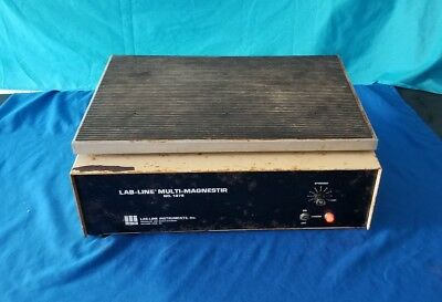 Lab-line Multi-magnestir Stirrer Model 1278 - Very Nice