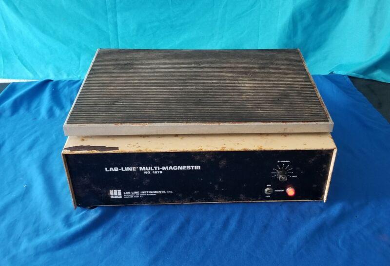 LAB-LINE MULTI-MAGNESTIR Stirrer Model 1278