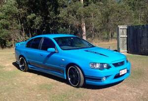 "2006 Ford Falcon XR8 SUPERCHARGED SEDAN ""CONSIDER SWAP PLUS CASH"" Ipswich Ipswich City Preview"
